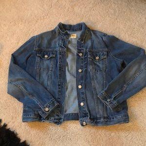 Denim jacket!